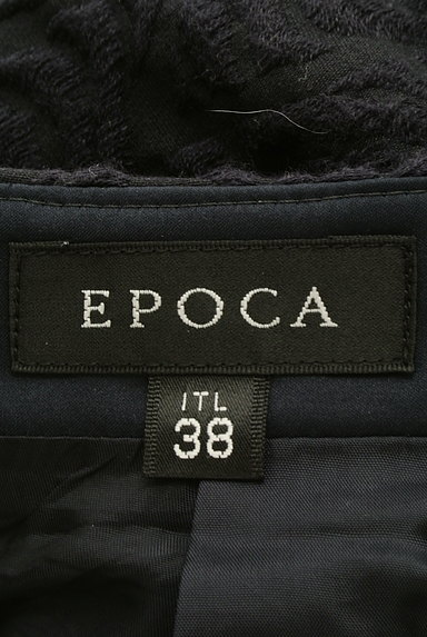 EPOCA(エポカ)の古着「バックファスナージャガードスカート(ミニスカート)」大画像6へ