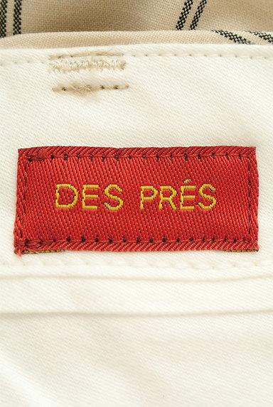 DES PRES(デプレ)の古着「ダブルストライプテーパードパンツ(パンツ)」大画像6へ