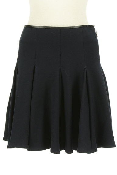 EPOCA(エポカ)の古着「フィット&フレアスカート(ミニスカート)」大画像1へ
