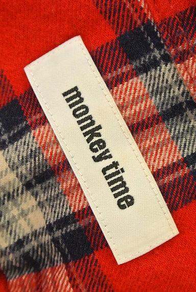 MONKEY TIME(モンキータイム)メンズ カジュアルシャツ PR10221405大画像6へ