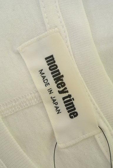 MONKEY TIME(モンキータイム)メンズ Tシャツ PR10221408大画像6へ