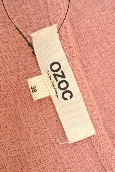 OZOC(オゾック)レディース カットソー・プルオーバー PR10221464大画像6へ