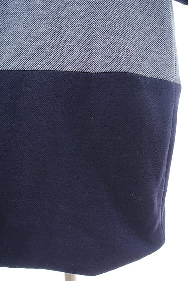 GALLARDAGALANTE(ガリャルダガランテ)の古着「ローウエスト切替ワンピ(ワンピース・チュニック)」大画像5へ