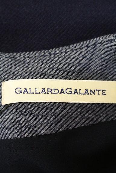 GALLARDAGALANTE(ガリャルダガランテ)の古着「ローウエスト切替ワンピ(ワンピース・チュニック)」大画像6へ