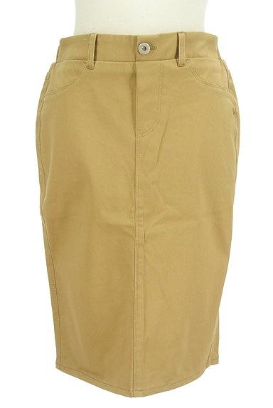FREE'S MART(フリーズマート)の古着「無地タイトスカート(スカート)」大画像1へ