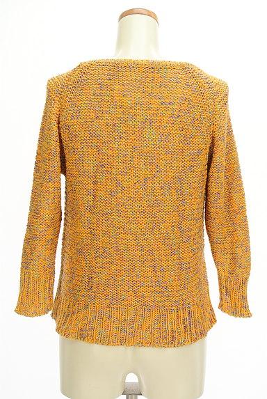 Lois CRAYON(ロイスクレヨン)の古着「MIXカラーローゲージニット(ニット)」大画像2へ