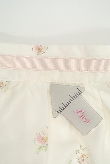 LODISPOTTO(ロディスポット)の古着「桜デザインコンパクトスカート(スカート)」大画像4へ