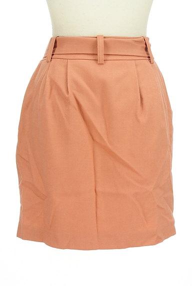 aquagirl(アクアガール)の古着「ウエストリボンコクーンスカート(ミニスカート)」大画像2へ