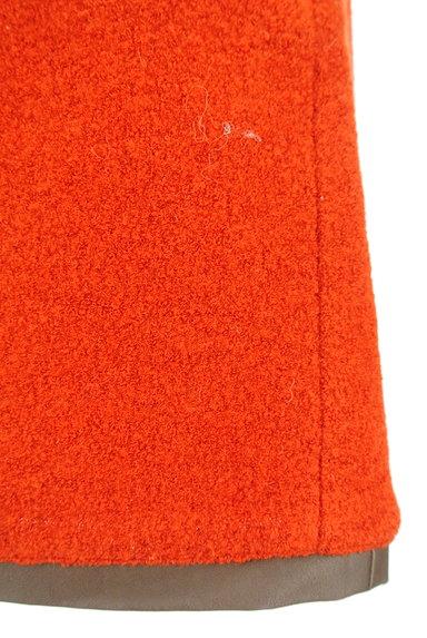 QUEENS COURT(クイーンズコート)の古着「レザーパイピングセミタイトスカート(ミニスカート)」大画像5へ