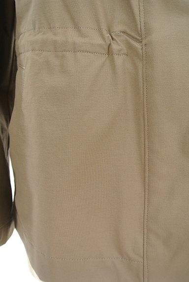 NATURAL BEAUTY(ナチュラルビューティ)の古着「ベーシックブルゾン(ブルゾン・スタジャン)」大画像5へ