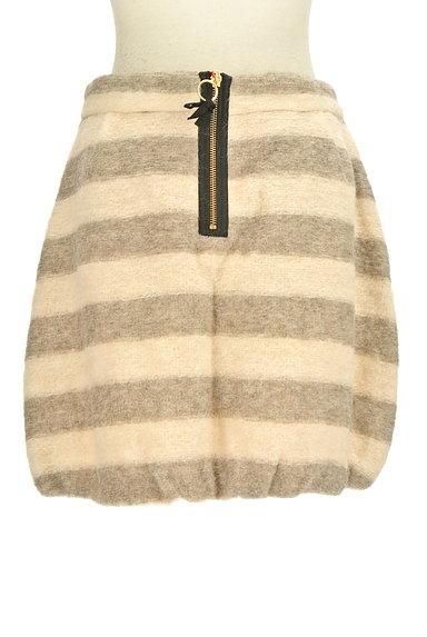 CHILD WOMAN(チャイルドウーマン)の古着「バルーンバックファスナースカート(ミニスカート)」大画像2へ