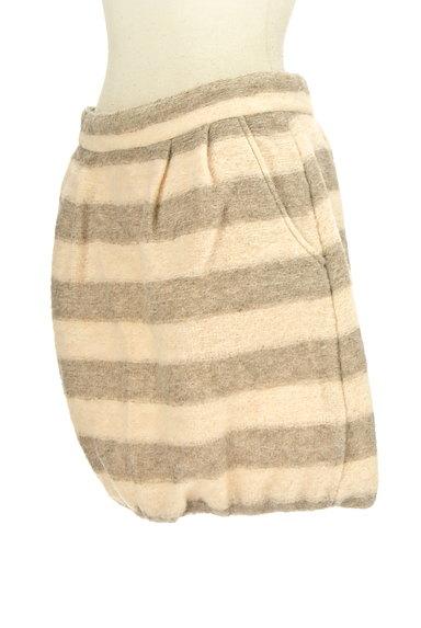 CHILD WOMAN(チャイルドウーマン)の古着「バルーンバックファスナースカート(ミニスカート)」大画像3へ