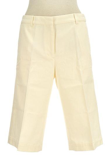 Fabiane Roux(ファビアンルー)の古着「膝丈カラーパンツ(ショートパンツ・ハーフパンツ)」大画像1へ