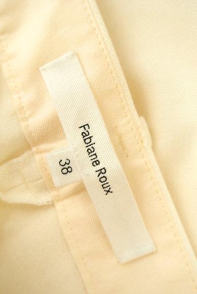 Fabiane Roux(ファビアンルー)の古着「膝丈カラーパンツ(ショートパンツ・ハーフパンツ)」大画像6へ