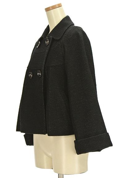 LUI CHANTANT(ルイシャンタン)の古着「ダブルボタンショートコート(コート)」大画像3へ