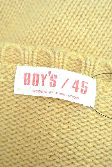 45rpm(45アールピーエム)Tシャツ・カットソー買取実績のタグ画像