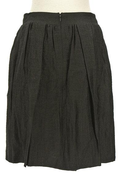 INED(イネド)の古着「タックフレアスカート(スカート)」大画像2へ