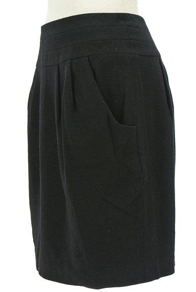 LE SOUK(ルスーク)の古着「バックファスナーコクーンスカート(ミニスカート)」大画像3へ