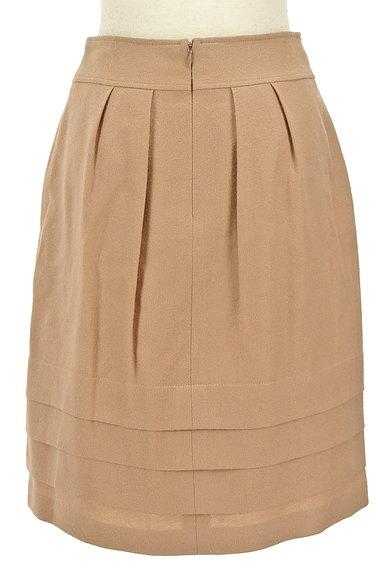 INDIVI(インディヴィ)の古着「タック×切替ティアードスカート(スカート)」大画像2へ