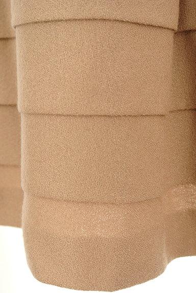 INDIVI(インディヴィ)の古着「タック×切替ティアードスカート(スカート)」大画像5へ