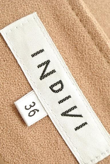 INDIVI(インディヴィ)の古着「タック×切替ティアードスカート(スカート)」大画像6へ