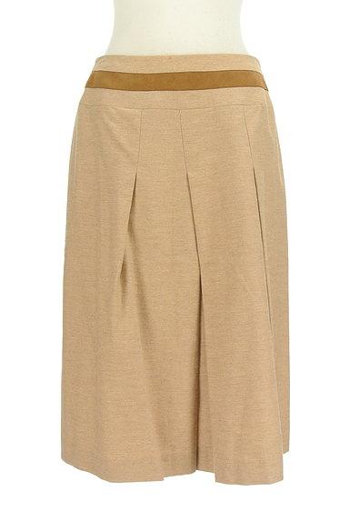 SCAPA(スキャパ)の古着「ウエストラインタックフレアスカート(スカート)」大画像1へ