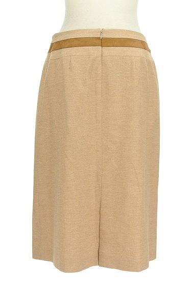 SCAPA(スキャパ)の古着「ウエストラインタックフレアスカート(スカート)」大画像2へ