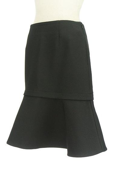 M-premier(エムプルミエ)の古着「切替マーメイドスカート(スカート)」大画像3へ