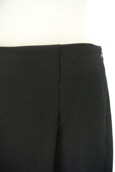 M-premier(エムプルミエ)の古着「無地タックフレアスカート(ミニスカート)」大画像4へ