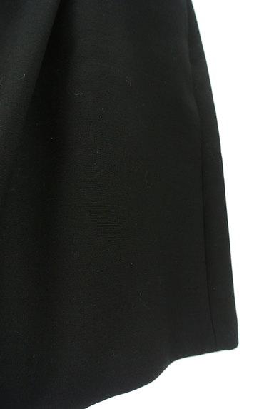 M-premier(エムプルミエ)の古着「無地タックフレアスカート(ミニスカート)」大画像5へ