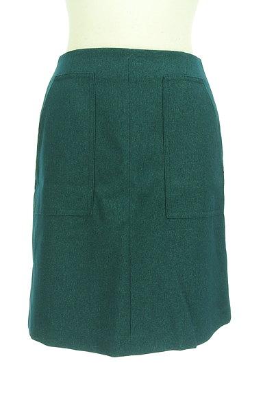 ru(アールユー)の古着「パッチポケットデザインセミタイトスカート(スカート)」大画像1へ