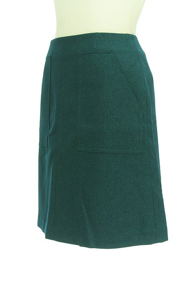 ru(アールユー)の古着「パッチポケットデザインセミタイトスカート(スカート)」大画像3へ