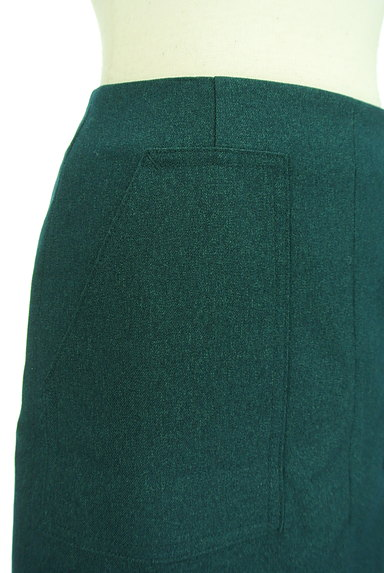 ru(アールユー)の古着「パッチポケットデザインセミタイトスカート(スカート)」大画像4へ
