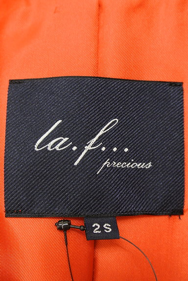 la.f...(ラエフ)の古着「無地ミドル丈ウールコート(コート)」大画像6へ