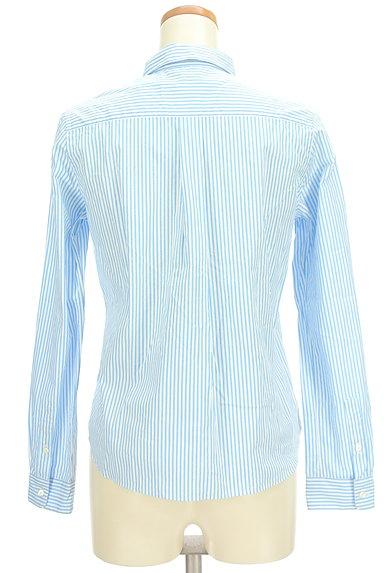 IENA(イエナ)の古着「ピンタック切替ストライプシャツ(カジュアルシャツ)」大画像2へ