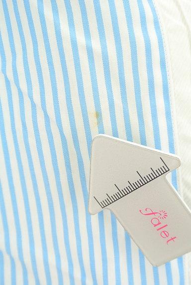 IENA(イエナ)の古着「ピンタック切替ストライプシャツ(カジュアルシャツ)」大画像5へ