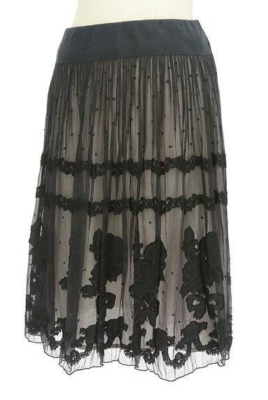 L'EST ROSE(レストローズ)レディース スカート PR10222404大画像3へ