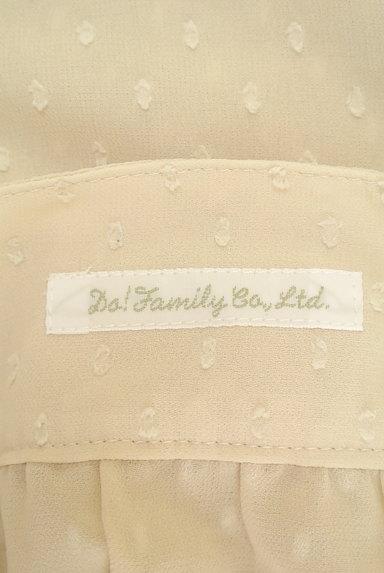 DO!FAMILY(ドゥファミリー)の古着「スクエアネックドットブラウス(カットソー・プルオーバー)」大画像6へ
