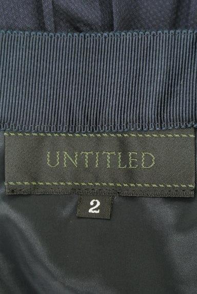 UNTITLED(アンタイトル)レディース ミニスカート PR10222460大画像6へ