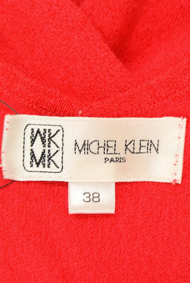 MK MICHEL KLEIN(エムケーミッシェルクラン)レディース ニット PR10222466大画像6へ