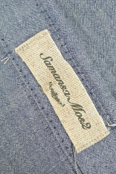 SM2(サマンサモスモス)レディース カジュアルシャツ PR10222538大画像6へ