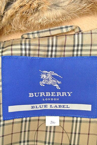 BURBERRY BLUE LABEL(バーバリーブルーレーベル)レディース コート PR10222610大画像6へ