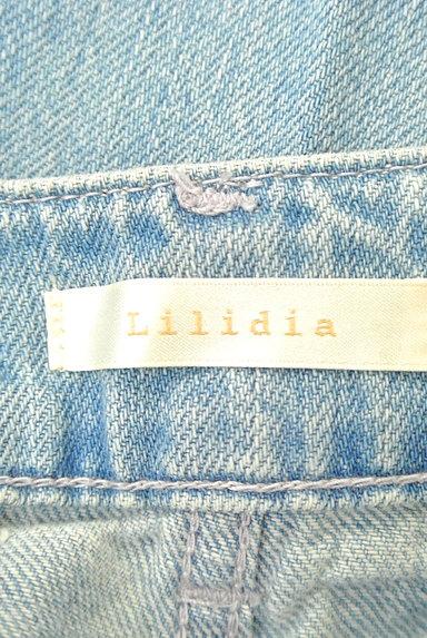 Lilidia(リリディア)の古着「ダメージ加工×ハードウオッシュデニム(デニムパンツ)」大画像6へ