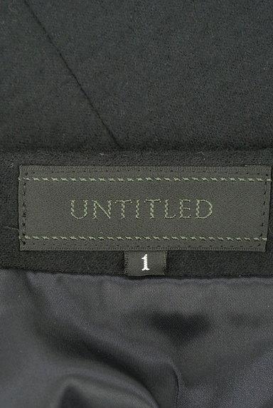 UNTITLED(アンタイトル)の古着「切替美フレアラインスカート(スカート)」大画像6へ