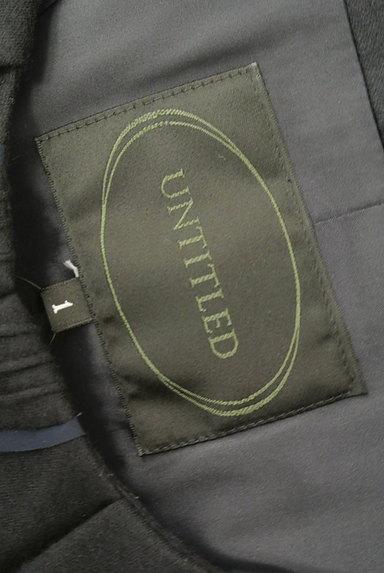 UNTITLED(アンタイトル)の古着「ノーカラーウールジャケット(ジャケット)」大画像6へ