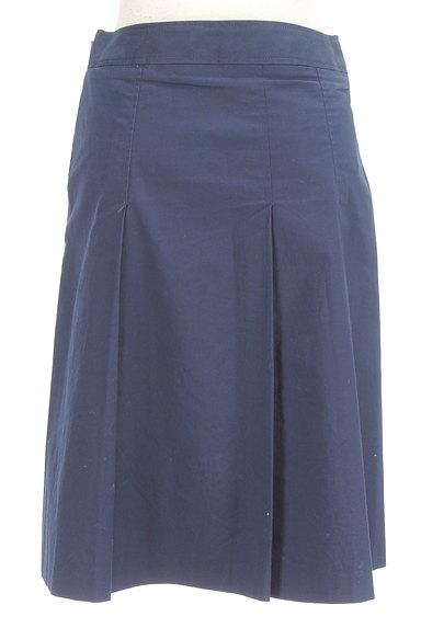 COMME CA DU MODE(コムサデモード)の古着「タックフレアミディ丈スカート(スカート)」大画像2へ