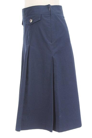 COMME CA DU MODE(コムサデモード)の古着「タックフレアミディ丈スカート(スカート)」大画像3へ