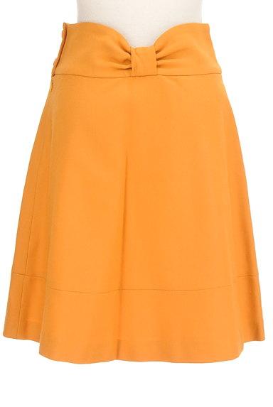 SLOBE IENA(スローブイエナ)の古着「リボンモチーフフレアスカート(スカート)」大画像2へ