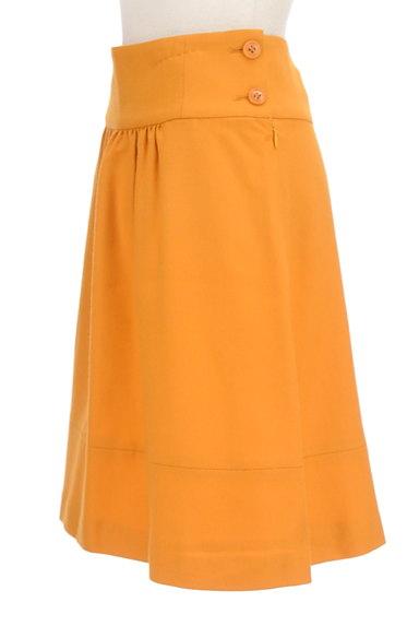 SLOBE IENA(スローブイエナ)の古着「リボンモチーフフレアスカート(スカート)」大画像3へ