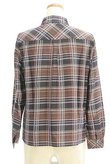 SCAPA(スキャパ)の古着「チェック柄シャツ(カジュアルシャツ)」大画像2へ